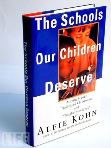 Kohn's book about moving beyond traditional classrooms